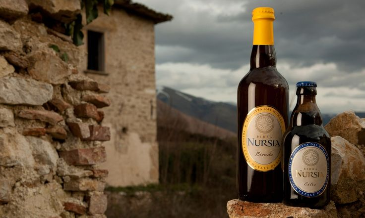 Birra Nursia: A New Beer Made by Monks Arrives in the USA