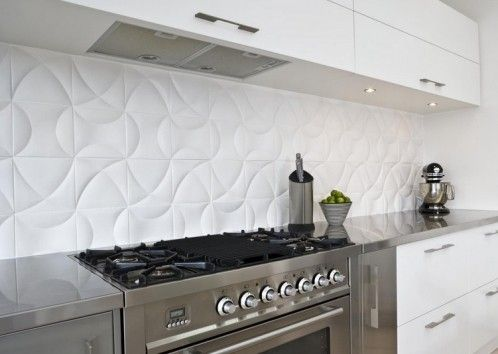 Tiled kitchen splashbacks are now very trendy. Read more here: http://www.smarterkitchensmelbourne.com.au/tiled-kitchen-splashbacks-trend/