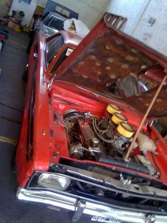Dodge RT 225 SlantSix SixPack