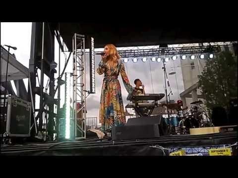 Love & Hip Hop's Peter Gunz & Amina Buddafly (Extented Live Concert) (Di...