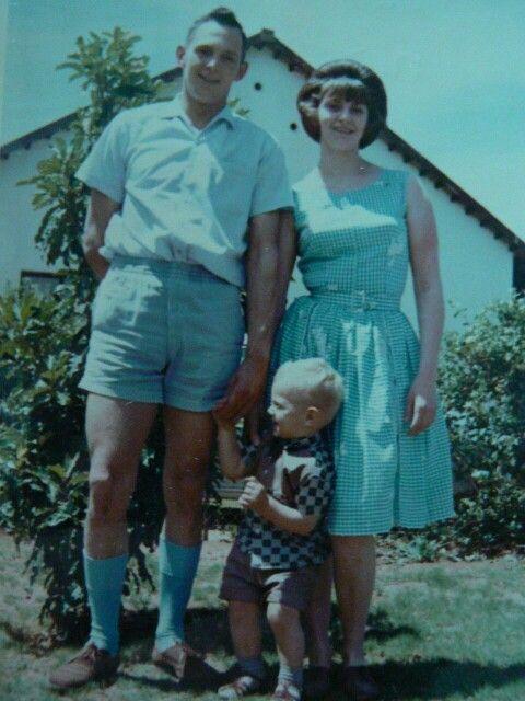 Pa Jurie, Ma Martie en klein Jurie