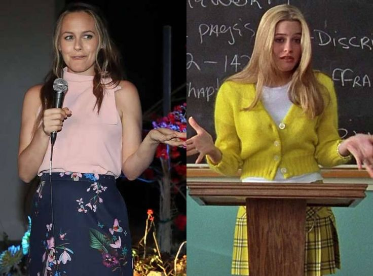 Alicia Silverstone and Breckin Meyer Are Anything But Clueless at Film's Special Screening