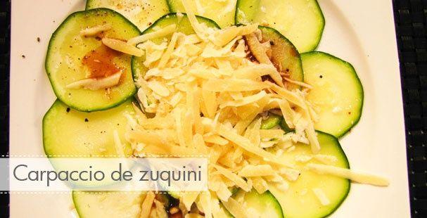 No dejes de incluir en tu alimentación diaria recetas saludables con zuquini