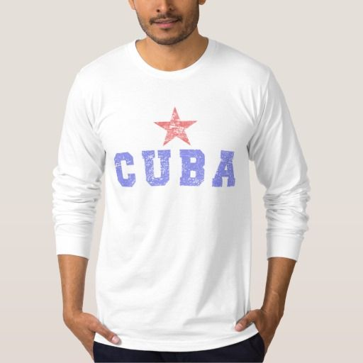 Cuba. Regalos, Gifts. #camiseta #tshirt