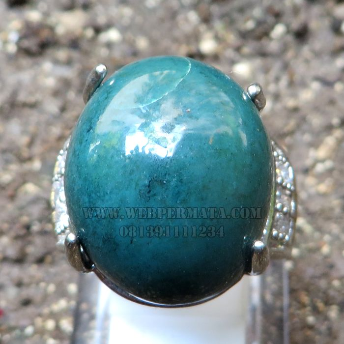 Batu Bacan Chrysocolla