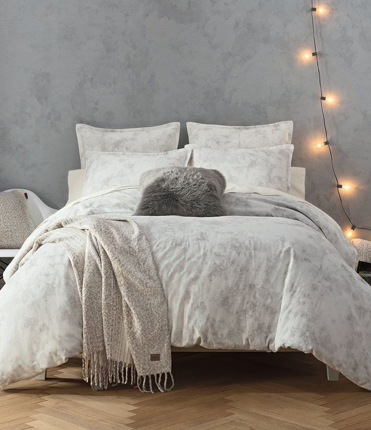 Ugg Palisades Duvet In 2019 Duvet Covers Bedroom