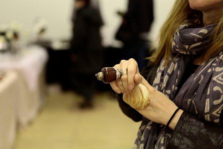 Ring by Roxana Davidescu, Romanian Jewelry Designer.