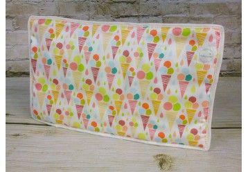 Pillow BAMBOO & ORGANIC COTTON Fruity Icecream