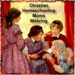 The Christian Homeschooling Moms On-Line (CHMO) Webring exists for Christian homeschooling mothers both new and veterans, who enjoy researching via the internet, mentoring other Christian women and who seek to offer and receive encouragement through the web sites and blogs within this ring dedicated to Christian homeschooling. If you are a Christian mother, currently homeschooling OR a seasoned veteran who loves to mentor and have read and agree with our statement of faith, then please join…