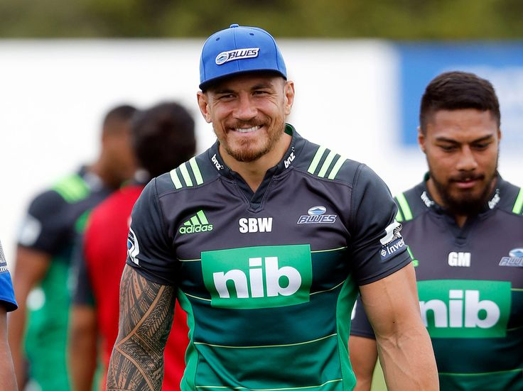 Sonny Bill Williams is set to make his Super Rugby debut for the Blues this weekend. - New Zealand Herald