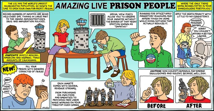 The Strip | By Brian McFadden - Slide Show - NYTimes.com: Happy Birthday, Privateprisoncomic Jpg, Prison People, Bar, Live Prison, Prison Authorities