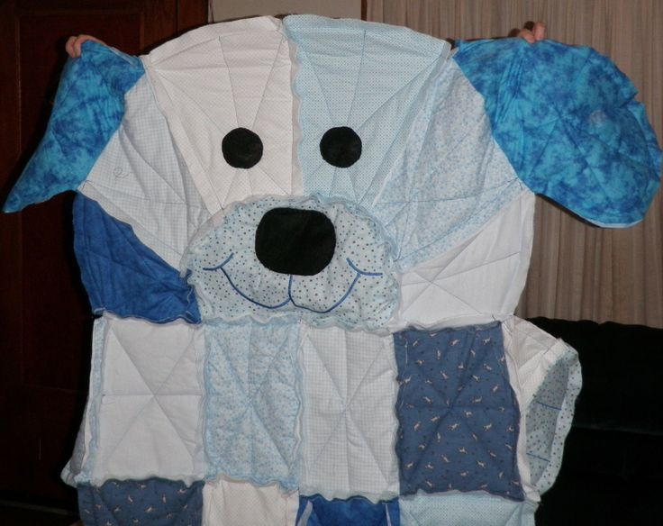 Rag Quilt Animal Patterns : 1000+ images about rag quilts on Pinterest Puppys, Keepsakes and Blankets