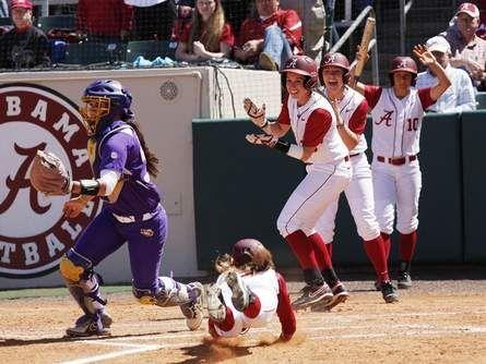 Jaclyn Traina shuts down LSU in Alabama softball sweep | TuscaloosaNews.com
