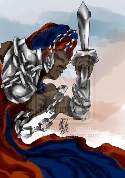 Ogum Xoroque by Oradine on DeviantArt