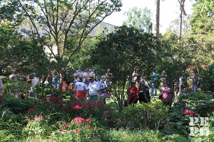 2013 HeartKids Spring Garden Tour hosted by Alpine Nurseries Cheltenham Cottage Garden By Pepo Botanic Design