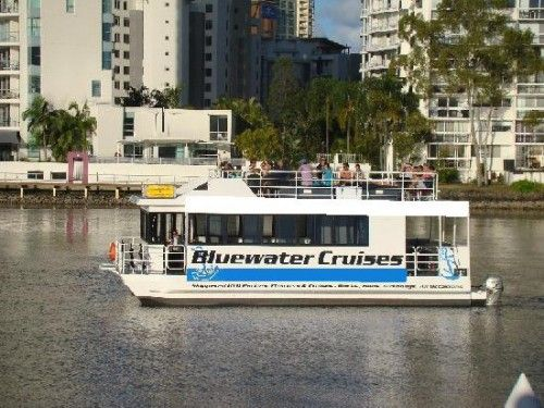 Surfers paradise canal cruises