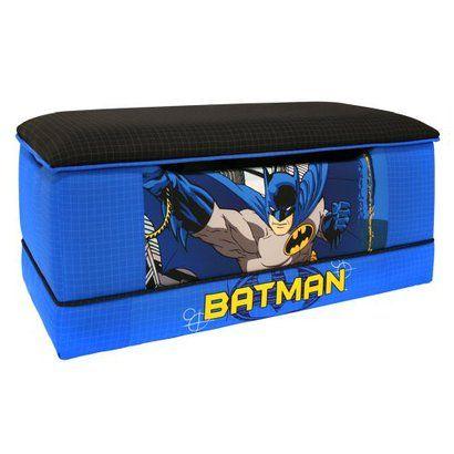 Batman Toy Box - Blue / Black (Target)