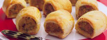 Indisch Gekruide Worstenbroodjes