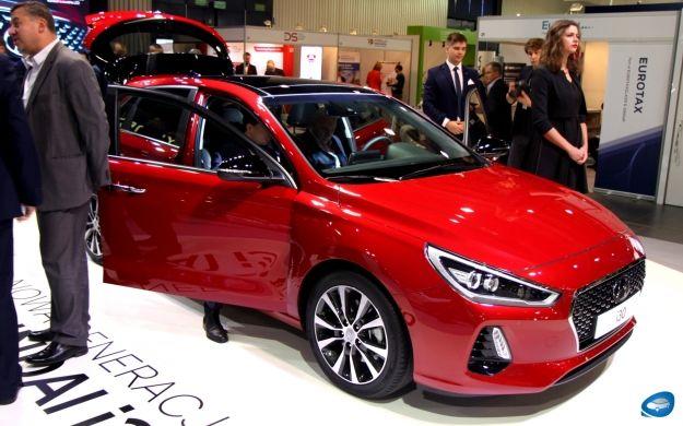 Nowy Hyundai i30 na targach Fleet Market 2016 https://www.moj-samochod.pl/Galerie/Hyundai-i30-na-targach-Fleet-Market-2016 #Hyundai #i30 #Hyundaii30