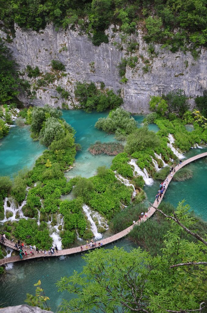 Plitvice Lakes National Park: 17 Best Images About Lakes On Pinterest