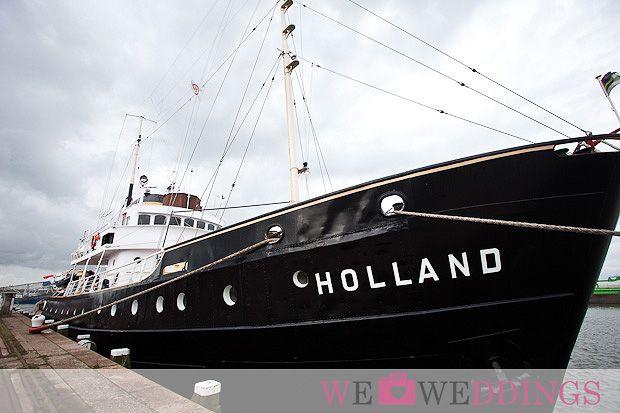 Loes Albert Zeesleepboot Holland Weddingvision 01