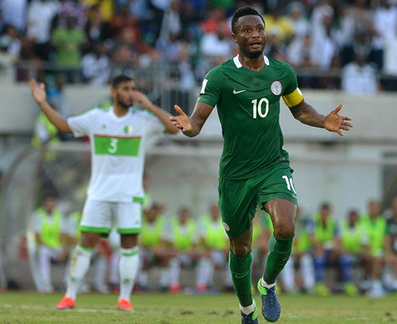 Nigeria is now ranking number 10 spots up in the latest FIFA Ranking and they are now 50th in the world thanks to an impressive run in the World Cup qualifi