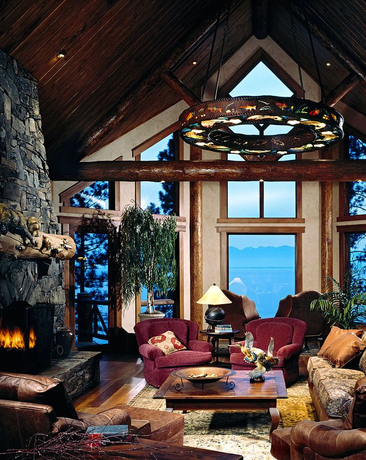 261 Best Home Style Cabin Lodge Chalet Images On Pinterest Lake Houses Adirondack Chairs And Lakeside Living