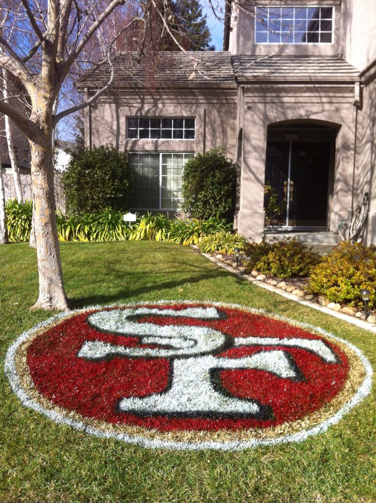 I love the San Francisco 49ers!!!