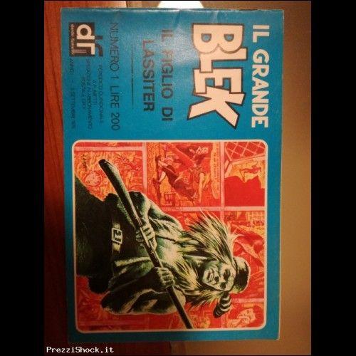 Il Grande Blek N°1 Il Figlio di Lassiter 1976