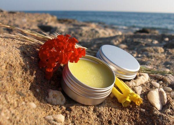 Cosmética Natural Casera Blog: Como hacer perfume sólido ó perfume en crema