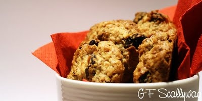 Gluten free musli cookies