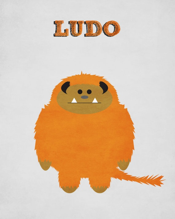 Ludo from Labyrinth - Soo cool!! :)