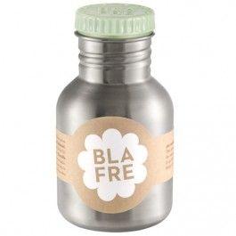 blafre steel bottle sea green 300ml BL4560   ilovespeelgoed.nl
