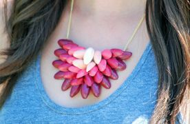 Best Out Of Waste Making Jewellery Pinterest