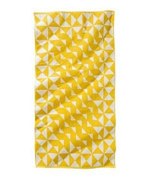Nate Berkus for Target Beach Towel | Outfit yourself with (at least) one of these snazzy towels for the warmer weather that lies ahead.