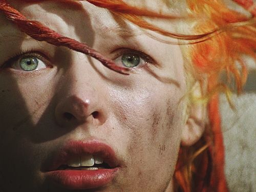 The Fifth Element (1997), by Luc Besson