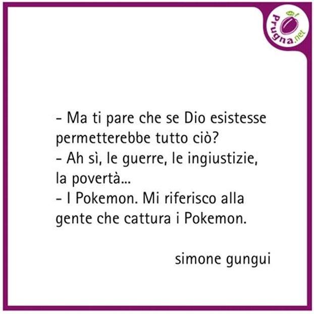 Dio e...i Pokemon