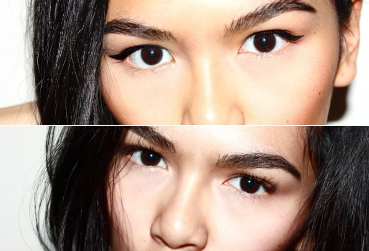 """If you search the term """"microblading""""on Instagram, you'll see more than 80,000 photos of the new trend of semi-permanent eyebrow tattooing pop up. Though it might initially sound like a drastic way to get your eyebrows looking as lush and full as Cara Delevingne's, microblading's biggest fans beg to differ. Here are 10 reasons why …"""