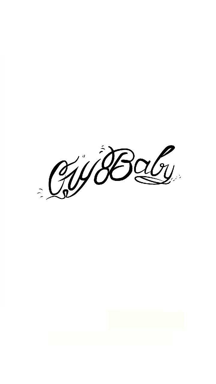 crybaby face tat