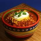 My go-to chili recipe! My (serious meat-eating) husband admits he cannot differentiate the turkey from traditional ground beef chili. Of course I add chopped bell peppers and seeded jalapenos to up the health anti. Bonus: I cook this all the time in the slow-cooker! Simply make it the night before and before you leave for the day, throw it in the slow-cooker on low. I've cooked it up to 10 hours before and it still came out perfect!