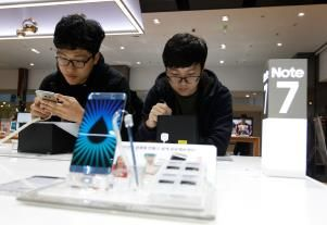 Samsung Apple could remedy stagnant smartphone sales