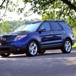 2012 FORD EXPLORER  MSRP: $29,105  The Ford Explorer is one of this American brand's winning models – capable, better fuel economy than in the past, and great looking