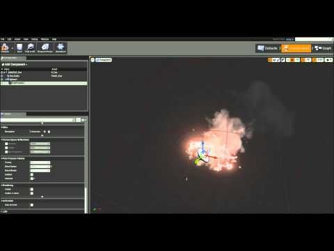 Unreal Engine 4 Tutorial - Fire (Burning Effect)