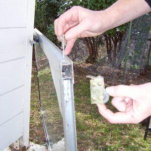 Repairing A Sliding Glass Door Roller
