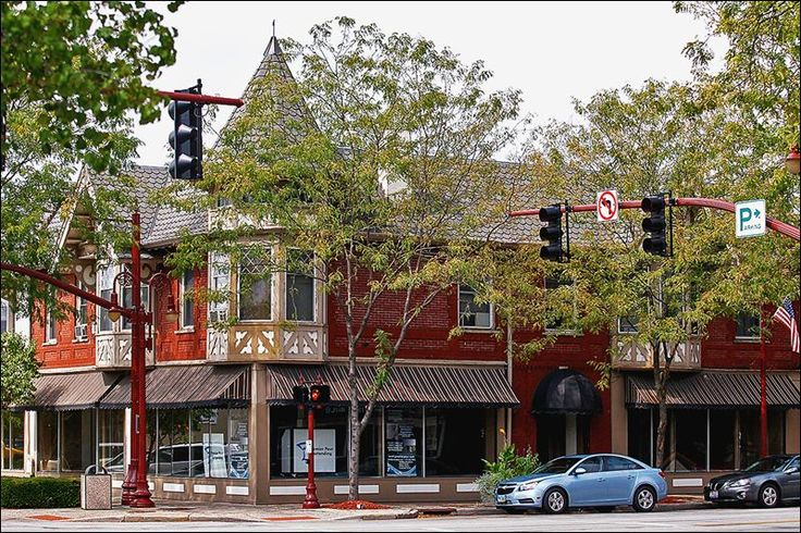 Downtown Maumee, Ohio. Love this area!
