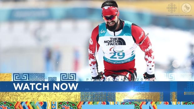 Day 1 coverage of the 2018 Paralympics in Pyeongchang