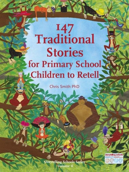 19 best stories and books for children images on pinterest baby 147 traditional stories for primary school children to retell by chris smith phd fandeluxe Gallery