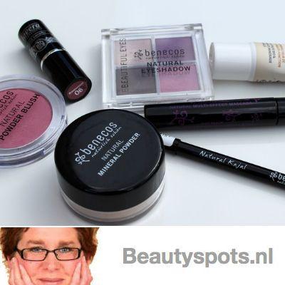 Beencos natuurlijke make-up