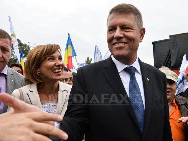 Klaus Iohannis a votat!
