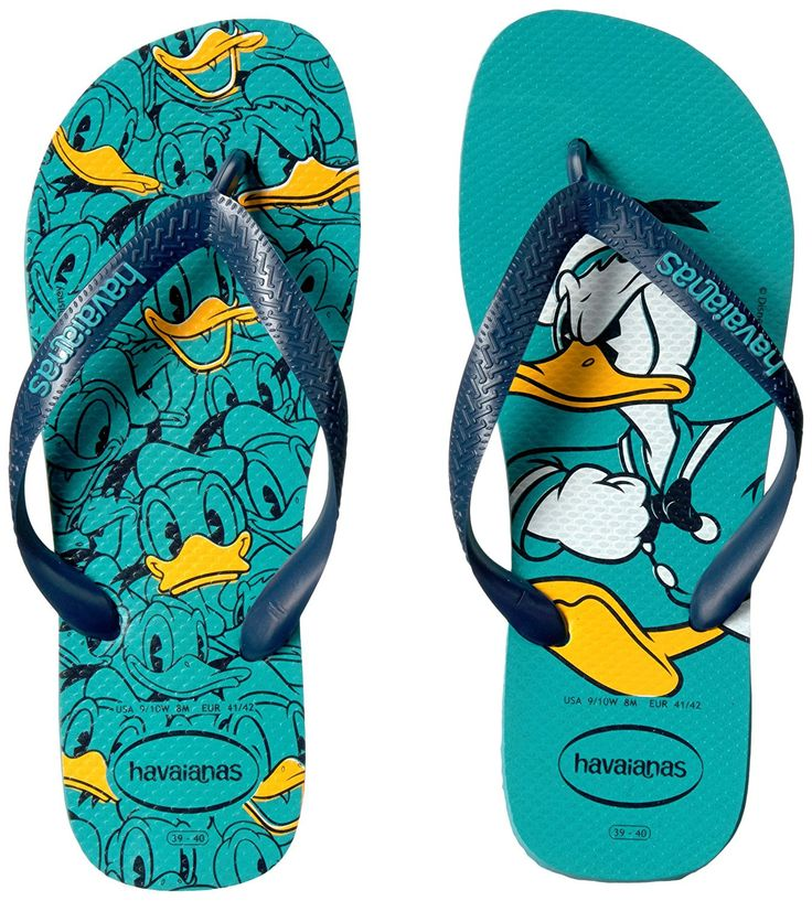 Havaianas Disney Stylish Blue Flip Flops  Price From: 23,56 $CA